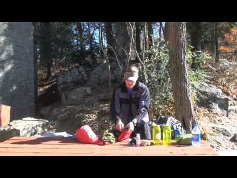 Ultralight Backpacking Pt 1