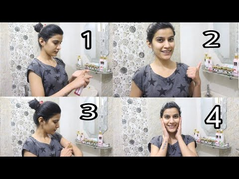 Step By Step (Fruit)Clean Up At Home | Skin Care Essential | Beautiful Healthy Skin