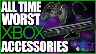 Worst Xbox Accessories of all Time (Xbox Original, Xbox 360, One)