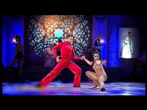 Ingrida Kazlauskaitė ir Ovidijus Andriekus @Kviečiu šokti. Pažadinta aistra