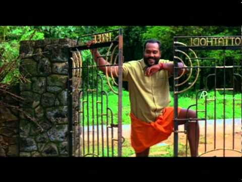 soothradharan mani gets angry as the old lady shouts at