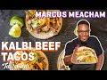 Kalbi Beef Tacos I Marcus Meacham
