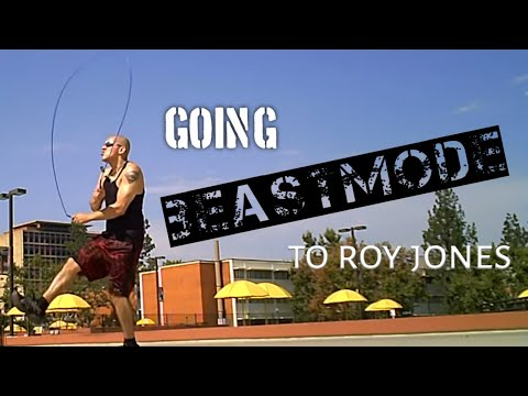 Roy Jones Jr - can't Be Touched Jump Rope [hd] video