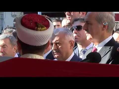 """Mahmut Hoca"" Son Yolculuğuna Uğurlandı"