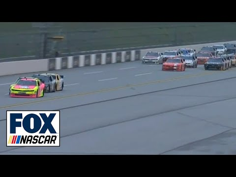 NASCAR Crash - Talladega Nationwide series 2013
