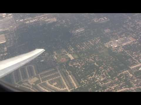 1080p Good Sound American Airlines MD-82 Takeoff From Dallas/Fort Worth!
