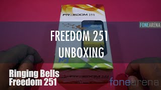 Freedom 251 Unboxing