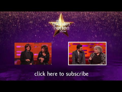 Elton John Dances with the Queen - The Graham Norton Show