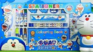 Doraemon Stationery Kit 2019 ドラえもん