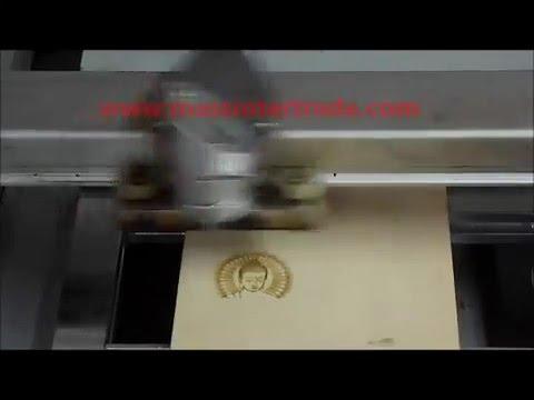 เครื่องเลเซอร์แกะสลักไม้ Mini Laser Engraving
