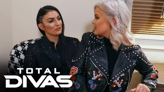 The Total Divas go on Natalya's confession cam: Total Divas Bonus Clip, Oct. 8, 2019