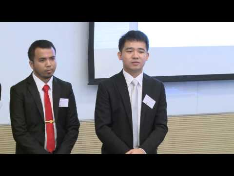 HSBC / HKU Asia Pacific Business Case Competition 2015 Round 1G3 Universiti Brunei