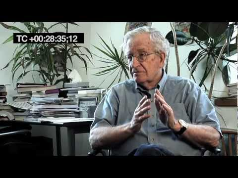 Chomsky on Cancer rates beyond Hiroshima - Depleted Uranium