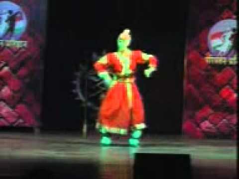 Marathi Gondhal Aai Bhavani video