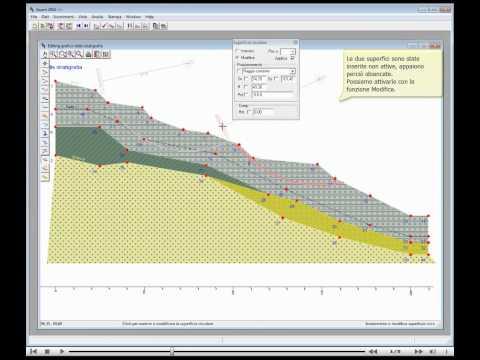 Aspen, software analisi e verifica stabilità dei pendii