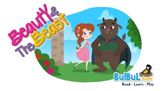 Beauty and the Beast | Princess Stories For Kids In HD | Bulbul Apps