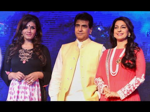 Juhi Chawla, Raveena Tandon, Jeetendra At New Channel Launch Sony Pal & New Tv Shows video
