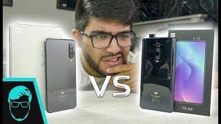 TODOS QUEREM SABER! Redmi K20 (Mi 9T) vs Xiaomi Mi 9 SE | Afinal, qual é o melhor?