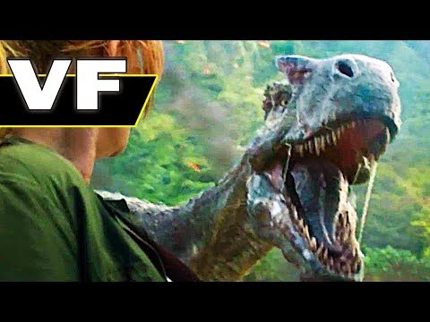JURASSIC WORLD 2 Bande Annonce VF