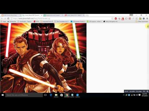 Convert, Store and Read Digital Comic Books in a PDF Format