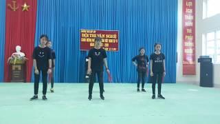 Nhảy Mashup '' Lạc Trôi,Bố Ơi Minh Đi Đâu Thế, Việt Nam Ơi!,Về Nhà Ăn Tết,...'' ThCS Sốp Cộp