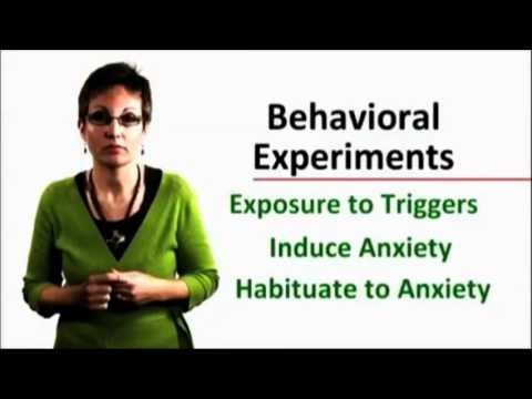 Treating Anxiety Disorders, Part 5: Implementing Cognitive-Behavioral Therapy