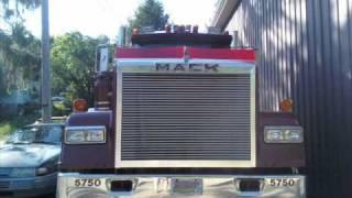 Some Amazing Mack Trucks