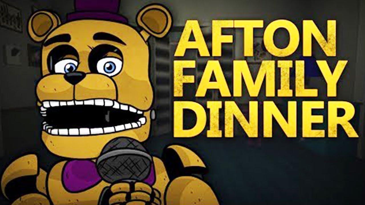 АНИМАТРОНИКИ ИЗ ФНАФ БАЛДЕЮТ НА.....  ► Afton's Family Diner Roblox ◄ РОБЛОКС FNAF