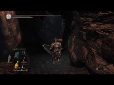 Dark Souls III - Supermassive black hole glitch