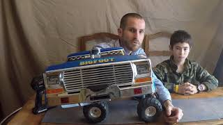 Traxxas Bigfoot no 1 rc monster truck review