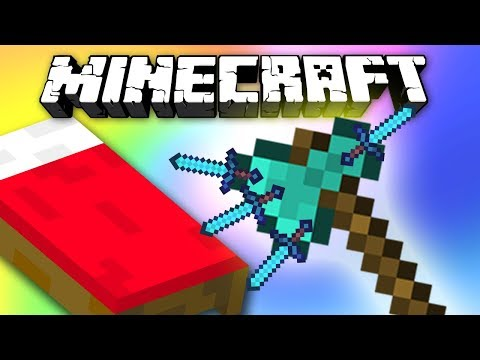 БОЕВОЙ ТОПОР - ЧЕЛЛЕНДЖ НА БЕД ВАРСЕ! - (Minecraft Bed Wars)