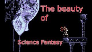 Science Fantasy, not Science Fiction ~ Axiom Verge