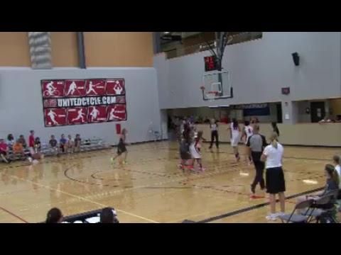 U15 Girls - Ontario vs. Manitoba