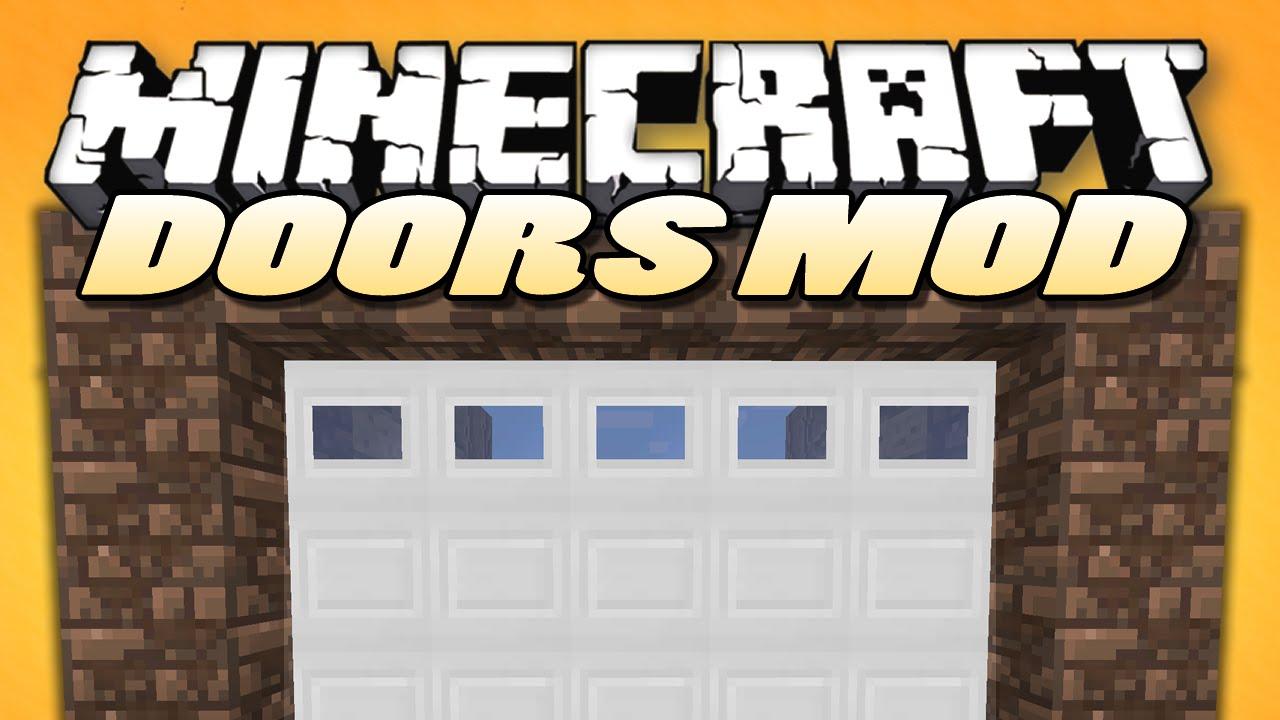 Special Doors Mod Minecraft Mods | Malisis Doors