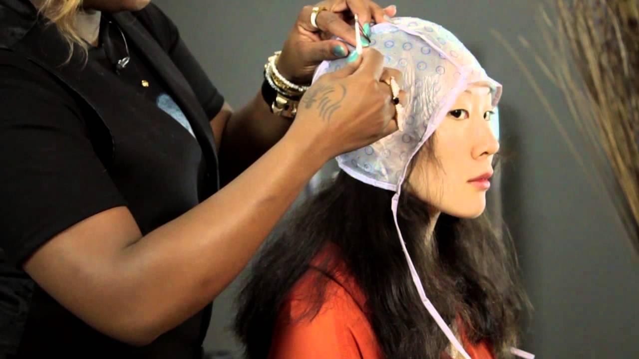 Can Long Hair Be Pulled Through A Cap To Highlight Hair