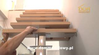 Wybór i montaż schodów wewnętrznych - Dom Modelowy