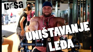 UNIŠTAVANJE LEĐA - Destroying back day by Ursa & Marko team