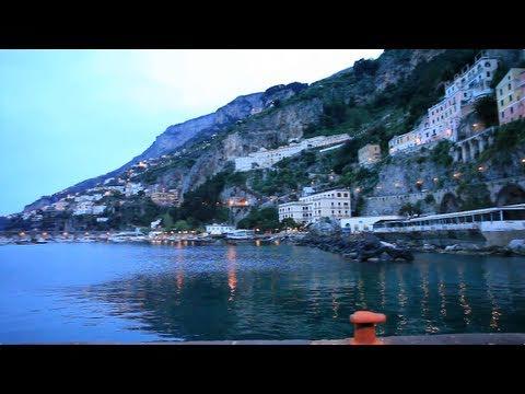 Walking in Amalfi / Italy - Séta Amalfiban / Olaszország