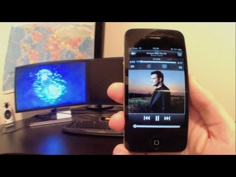 How to use Remote App on iPhone. iPad. iPod Touch