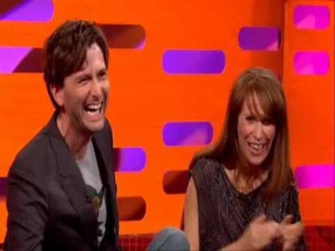 The Graham Norton Show 9x01 - Catherine Tate, David Tennant, Josh Groban (15 Apr 2011) Part II