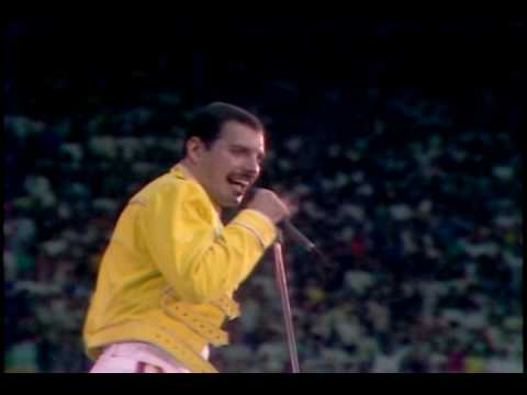 Queen - Under Pressure (HQ) (Live At Wembley 86) Music Videos