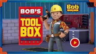 Bob's Tool Box Funny Game For Kids