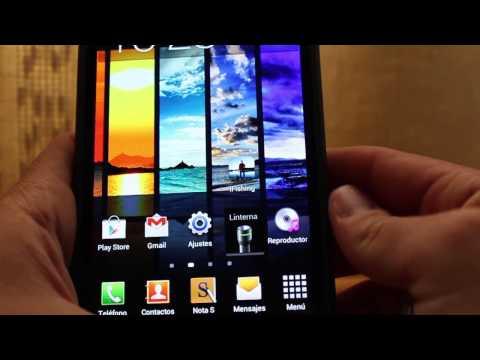 Samsung Galaxy Note:Aprende a instalar apps y juegos android en formato APK (Tutorial Fácil)