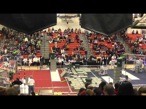 2015 Bridgewater-Raritan MAR FRC District Event – Semifinal 6