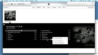Convert iTunes music to MP3 format with iTunes 11