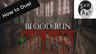 How to Duel BLOOD RUN | Quake Champions Strategy