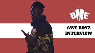 AWF BOYS Interview With (DME TV)