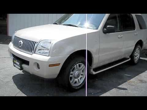 2005 Mercury Mountaineer Premier Quick Start, and Tour