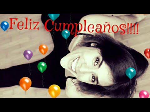 Feliz Cumpleaños Carolina Ramírez 2016
