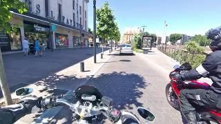 Petite ballade en moto du 23 06 2018